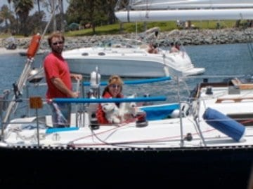 Cruising the waters, great days!
