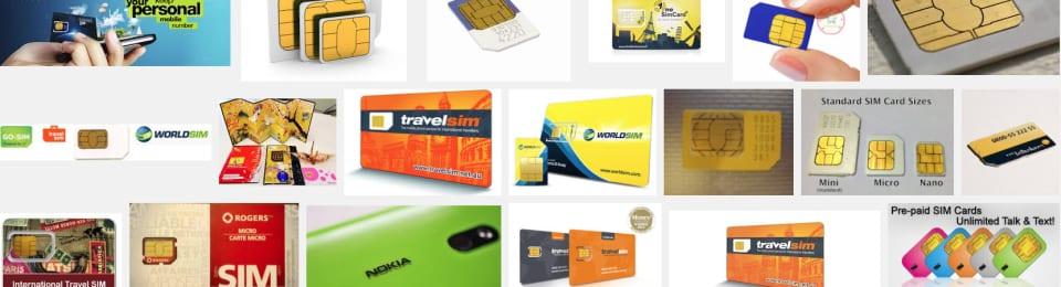 Traveling Mobile Phone Plans vs. Sim Cards?