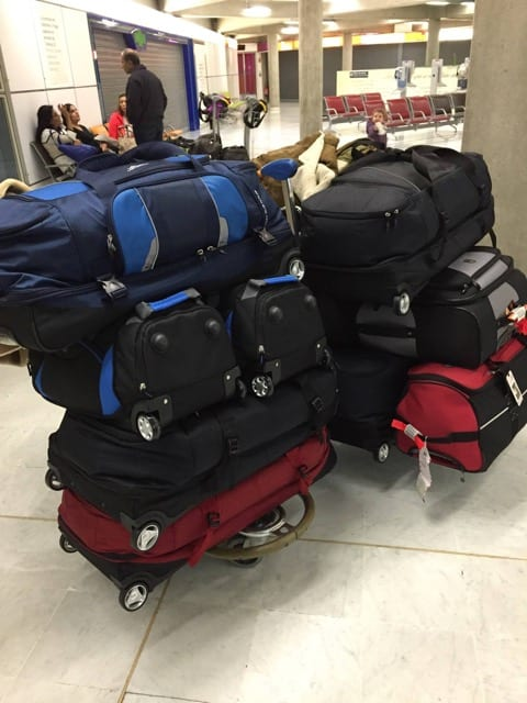 How To Get A Dog, Yourself and a Lot Of Luggage, From the UK To Ireland: Car Ferry